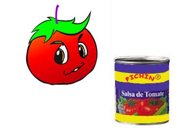 Tomate en lata