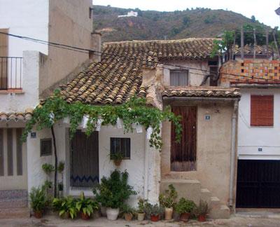 Casa antigua de Castellnovo