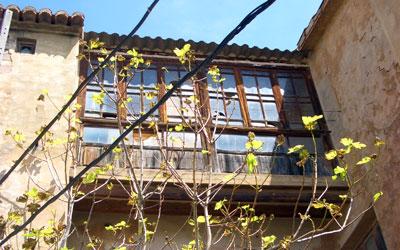 Mirador casa señorial de Castellnovo