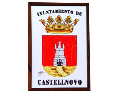 Escudo de Castellnovo