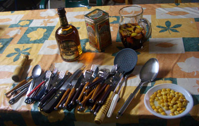 Preparados para la cena