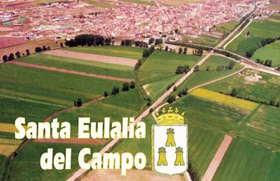 Panoramica de Santa Eulalia del Campo