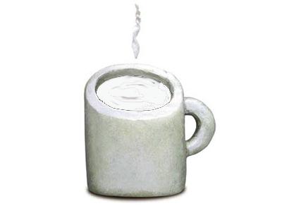 Taza de leche