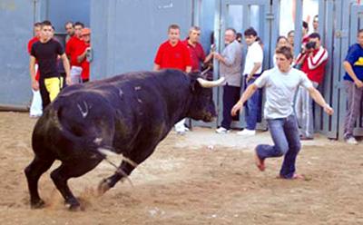 Fiesta de los toros
