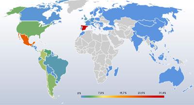Estadisticas del tercer trimestre 2007 de la web de Francisco Ponce
