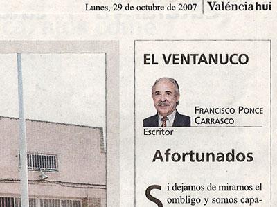 Valencia hui, El Ventanuco
