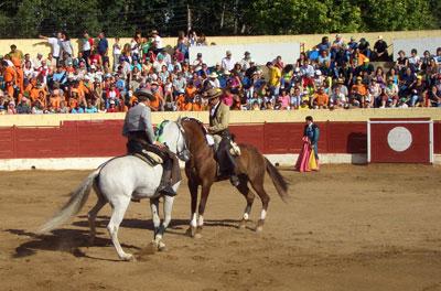 Plaza de toros en Santa Eulalia del Campo