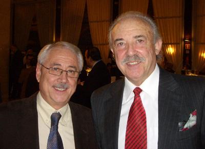 Paco Nadal y Francisco Ponce