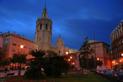 Noche de reyes en Valencia