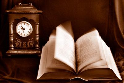 Escribir un libro cuesta tiempo