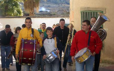 Musicos de Castellnovo