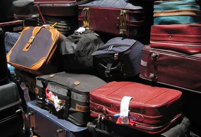 Deposito de maletas
