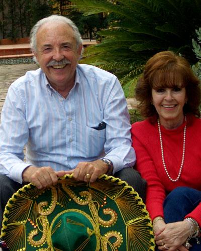 Marichu y Francisco Ponce