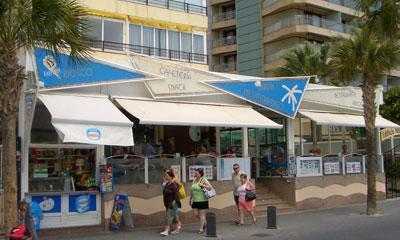 Restaurante Jardin Mediterraneo en Benidorm