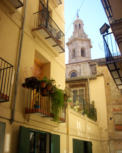 Torre de Santa Catalina