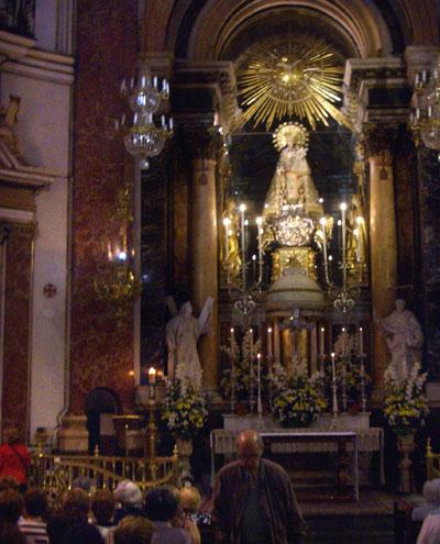 Virgen de los Desamparados de Valencia