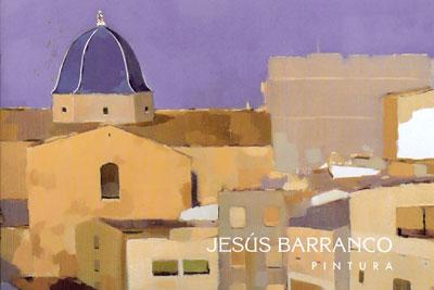 Jesus Barranco en Galeria Estil