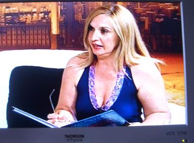 Amparo Peris Hernandez es poetisa y narradora