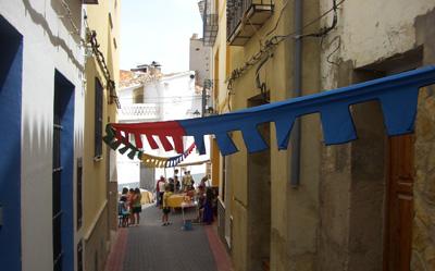 Calle de la Costra