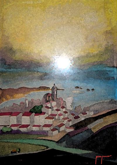 Pueblo marino