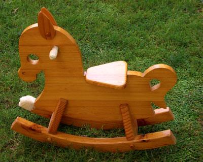 Caballo caballito de madera francisco ponce carrasco - Caballito de madera ikea ...