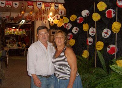 Carmen y Paco