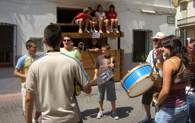 Música en la plaza