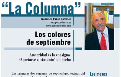 Los colores de septiembre