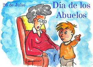 Día de los abuelos