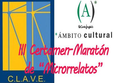 III Certamen - Maratón de Microrrelatos