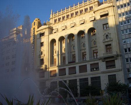 """Presentación en el """"Ateneo Mercantil de Valencia"""""""