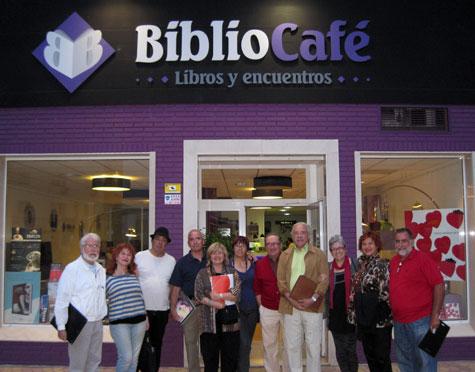 Biblio-Café y A-rimando