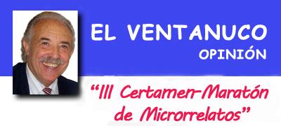 """""""III Certamen-Maratón de Microrrelatos"""""""