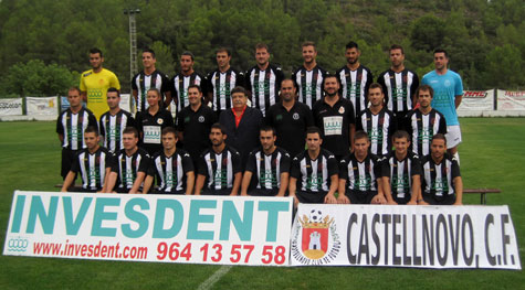 Castellnovo C.F. (Temporada 2013-2014)