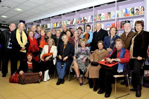 Componentes Grupo Literario A-rimando