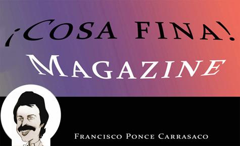 Cosa Fina - Magazine