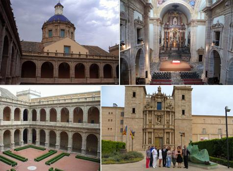 Monasterio San Miguel de los Reyes de Valencia