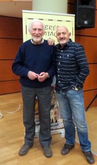 Eduardo Martínez y Sebastián Alvaro