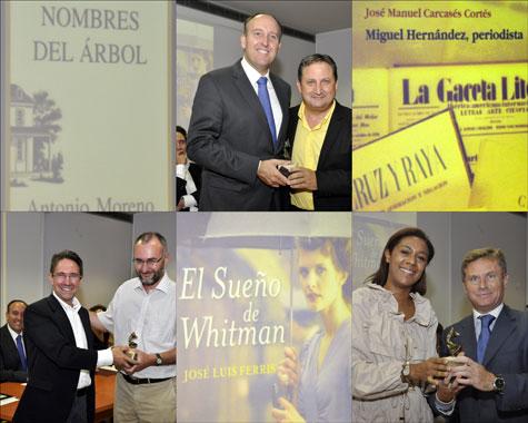 Premiados y obras