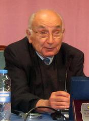 Excmo. Académico de la RAE Francisco Brines