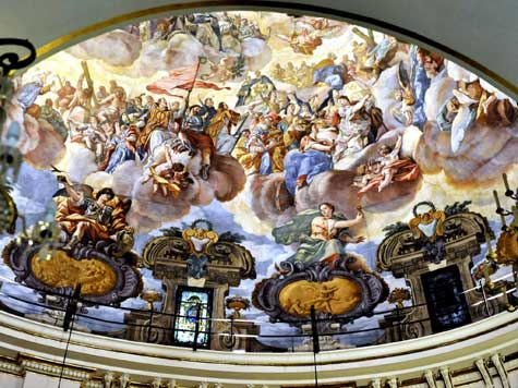 Frescos de Palomino
