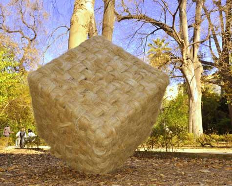 Esculturas Jardín Botánico Valencia