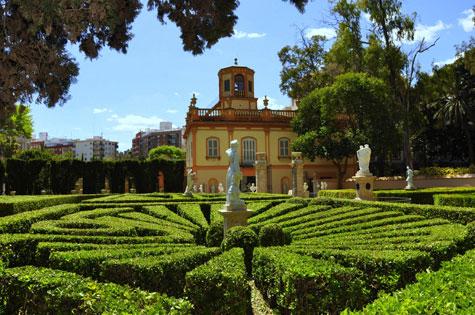 Jardines de Monforte en Valencia
