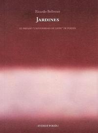 """Poemario """"Jardines"""" de Ricardo Bellveser"""