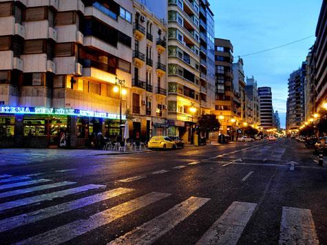 La ciudad quieta