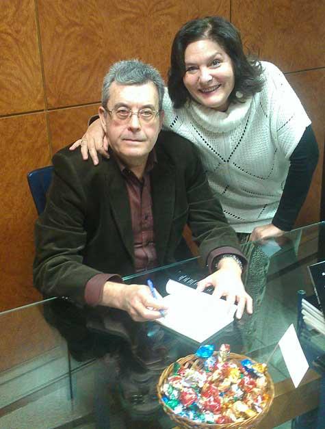 Manuel Emilio Castillo y Rosa Mª Vilarrog (Grandes Poetas)