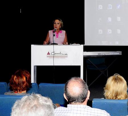 (Marita Macias - Fundación Hugo Zarate)