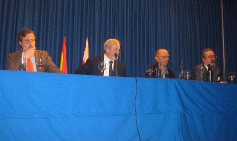 Kiko Méndez -Pedro J. Peña-José Luis Fernández-Raphael Waldburg-Zeil