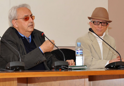 Fernando Millan y Anatonio Monzonis