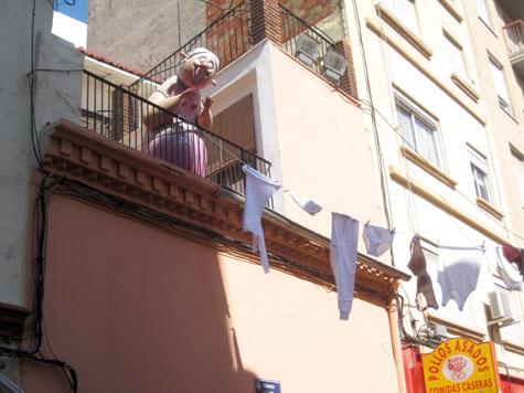 Ninot Falla Lo rat penat 2012